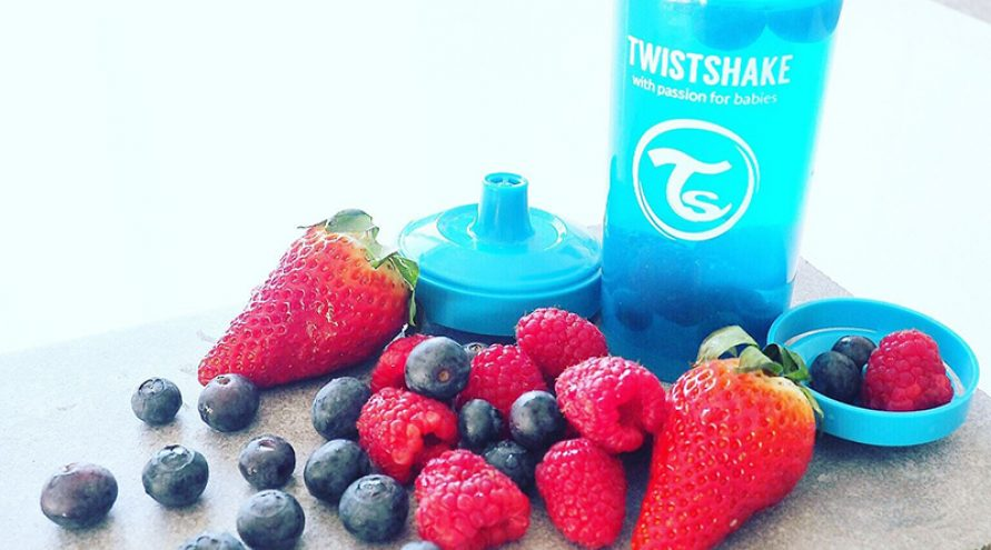 Twistshake® Crawler Cup 300ml Crni (8+m)