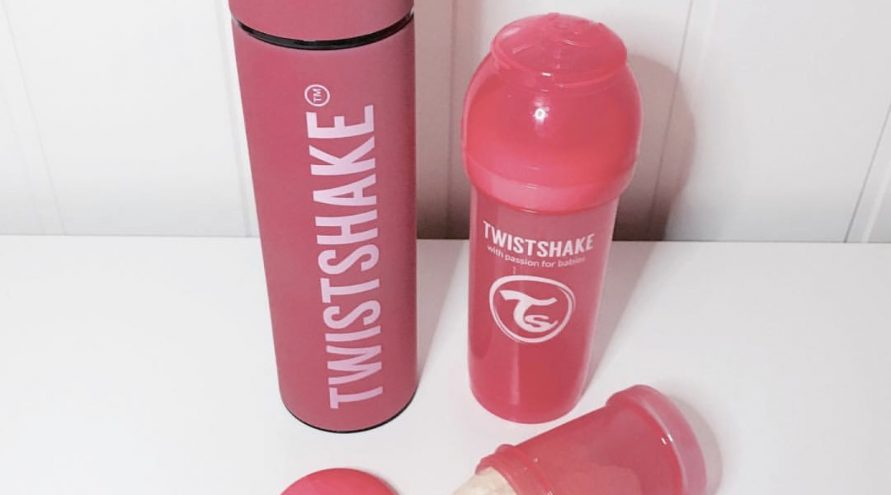 Twistshake® Termo Pastelno Plava