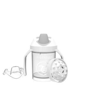 Twistshake® Mini Cup 230ml Bijeli (4m+)