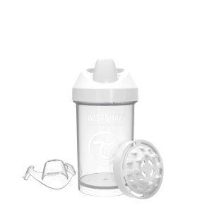 Twistshake® Crawler Cup 300ml Bijeli (8+m)