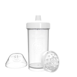 Twistshake® Kid Cup 360ml Bijeli (12+m)