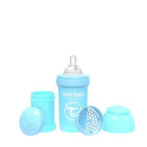 Twistshake® Anti-Colic 180ml Pastelno Plava