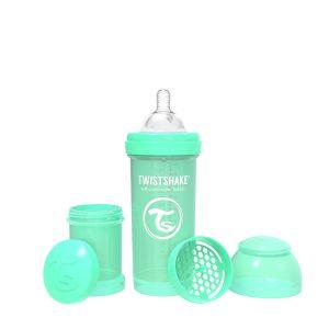 Twistshake® Anti-Colic 260ml Pastelno Zelena