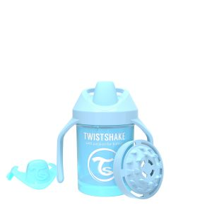 Twistshake® Mini Cup 230ml Pastelno Plava (4m+)