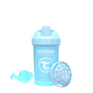 Twistshake® Crawler Cup 300ml Pastelno Plava (8+m)