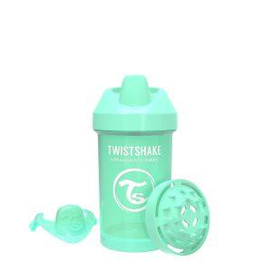 Twistshake® Crawler Cup 300ml Pastelno Zelena (8+m)