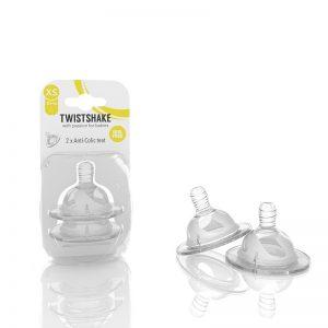 Twistshake® Anti-Colic Sisač XS (0m+)