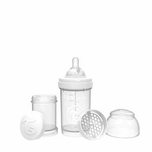 Twistshake® Anti-Colic 180ml Bijela