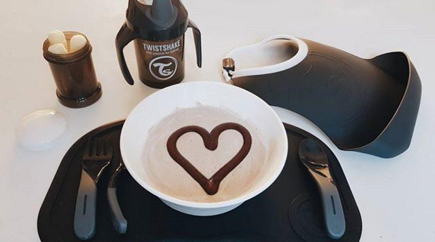 Twistshake® Podloga Mini Pastelno Roza