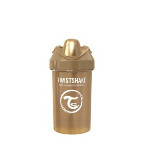 Twistshake® Crawler Cup 300ml Pearl Copper (8+m)
