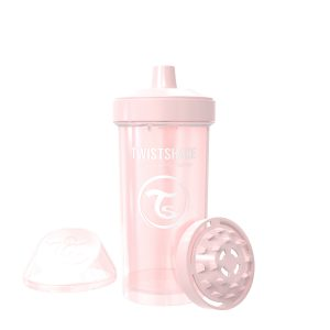 Twistshake® Kid Cup 360ml Pearl Pink (12+m)