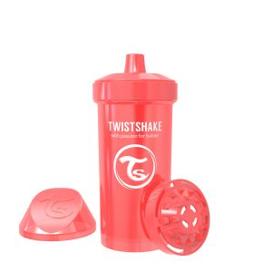 Twistshake® Kid Cup 360ml Pearl Red (12+m)