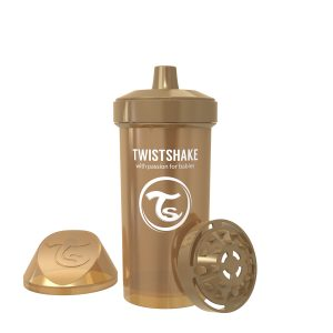 Twistshake® Kid Cup 360ml Pearl Copper (12+m)