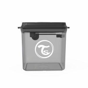 Twistshake® Kutija za baby hranu 1700ml Crna